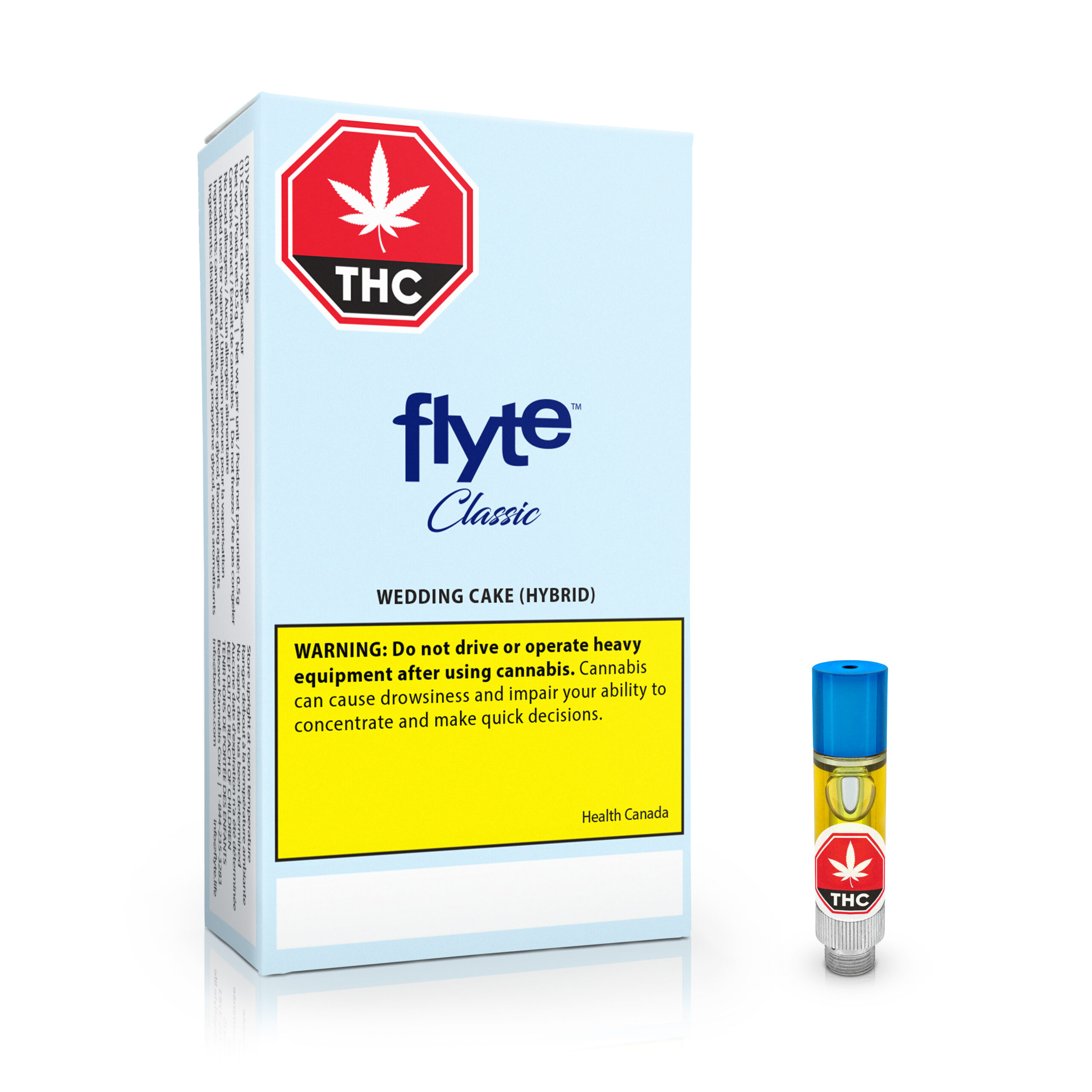 Flyte Classic cartridge package